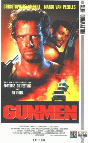 Gunmen [VHS]