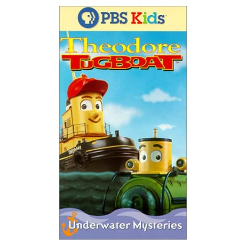 Amazon.com: Theodore Tugboat - Underwater Mysteries [VHS]: Denny
