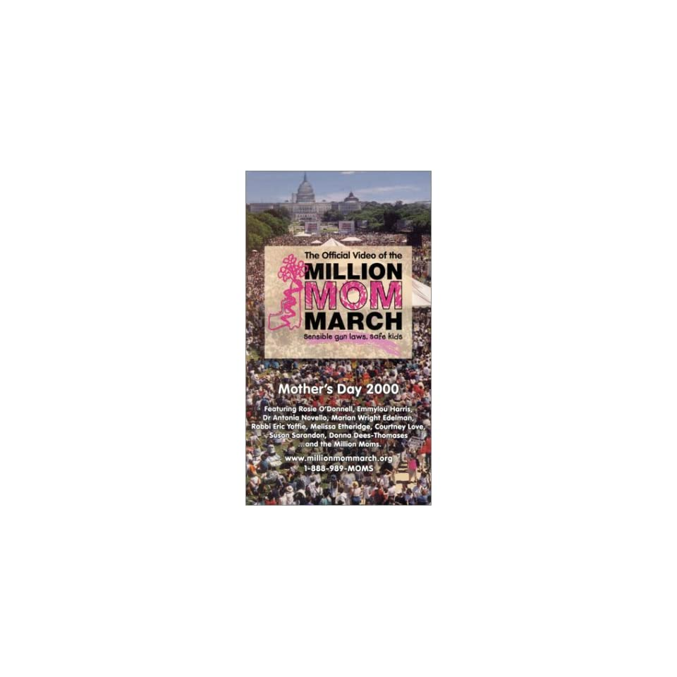 The Million Mom March Official Video [VHS]