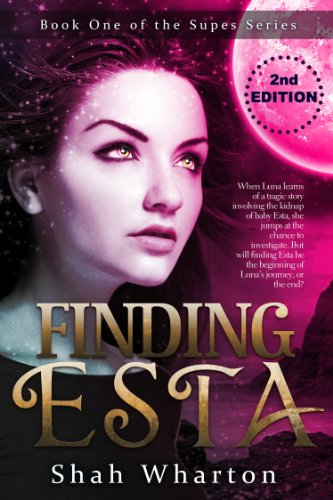 Finding Esta: Urban Fantasy Paranormal & Mystery (The Supes Series)