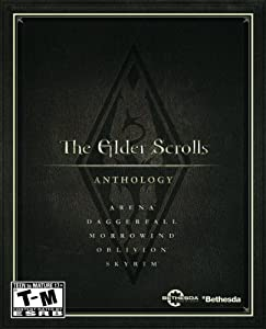 The Elder Scrolls Anthology by Bethesda Softworks