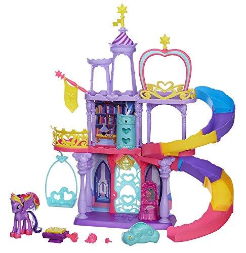 Hasbro A8213EU4 - My Little Pony Twilight Sparkles Regenbogen Schloss