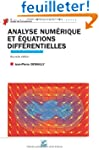 Analyse num�rique et �quations diff�r...