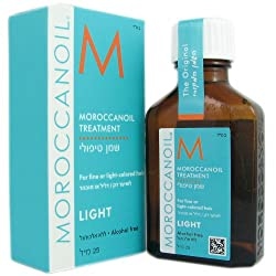 Moroccanoil Treatment Light, 0.85 Ounce