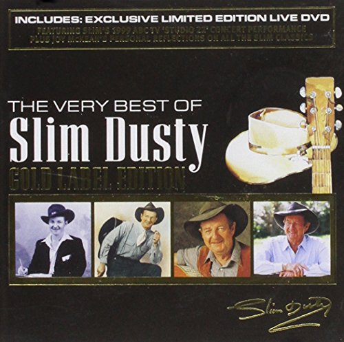 The Very Best Of Slim Dusty Cd Covers