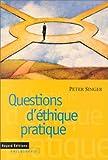 Questions d'éthique pratique