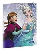 Frozen - Carpeta folio con gomas solapas (Safta 511538068)