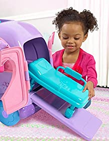 Doc Mcstuffins Better Talking Get Mobile Cart Disney Clinic Toy Junior New Pull Doctor Kids Gift Get Box Play Girls