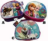 Disney Frozen Oficial UK Bolsa de almuerzo 3diseños Anna Elsa Olaf DESIGN C