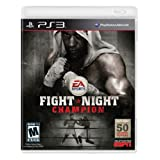 Fight Night Champion - PlayStation 3 Standard Editionby Electronic Arts