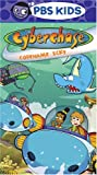 Cyberchase - Codename Icky / Harriet the Hippo and the Mean Green [VHS]