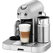 Nespresso D520 Gran Maestria Espresso Maker Platinum