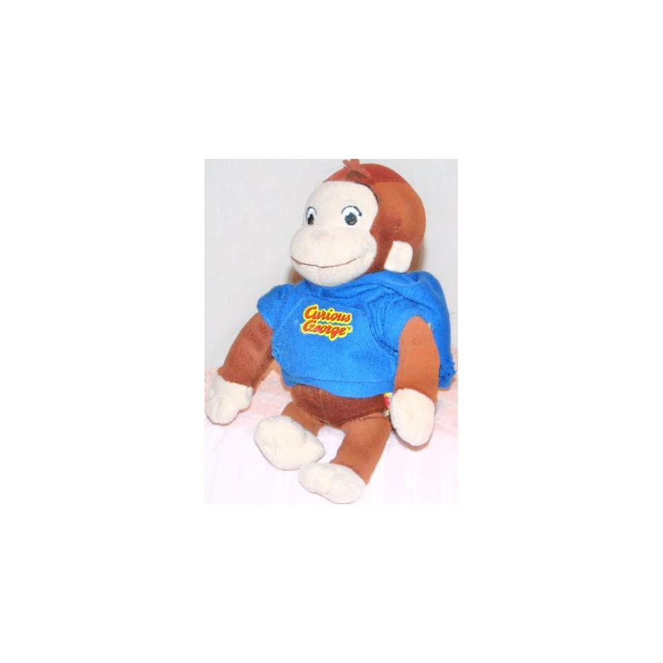 e8384c567b Curious George Plush on PopScreen