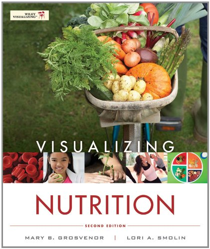 Visualizing Nutrition: Everyday Choices 2Nd Edition With Booklet T/A Nutrition 2Nd Edition Set