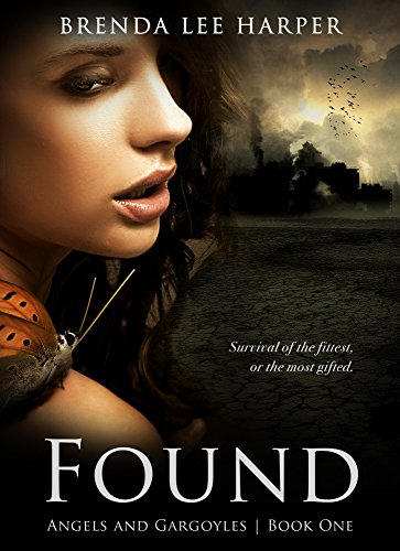 FOUND (Angels and Gargoyles Book 1) | freekindlefinds.blogspot.com