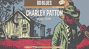 Charley Patton (Book and 2 CDs)