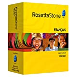 Rosetta Stone French Level 1, 2 & 3 set with Audio Companionby Rosetta Stone