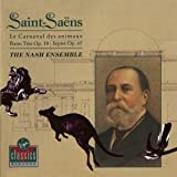Saint&#45;Saens: Trio op.18/Septet/Le Carnaval des Animaux