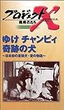 プロジェクトX 挑戦者たち 第4期 Vol.7 ゆけチャンピィ 奇跡の犬 — 日本初の盲導犬・愛の物語 [VHS]