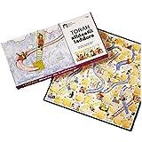 Jewish Educational Toys Jewish Games Torah Slides and Ladders Board Game