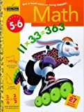 img - for Math (Grades 5 - 6) (Step Ahead) book / textbook / text book