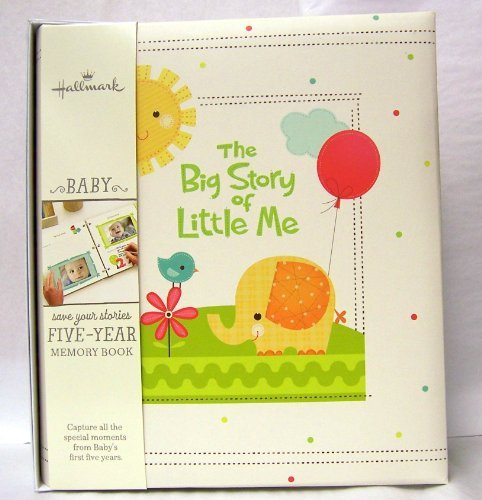 Hallmark The Big Story of Little Me 5 Year Memory Album - 1