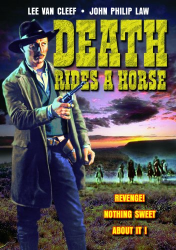 Da uomo a uomo / Death Rides a Horse / Смерть скачет на лошади (1967)