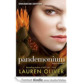 Pandemonium Enhanced Ebook