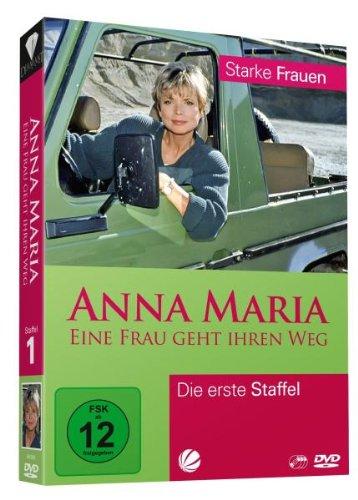 Anna Maria - Eine Frau geht ihren Weg, Die erste Staffel (3 DVDs)