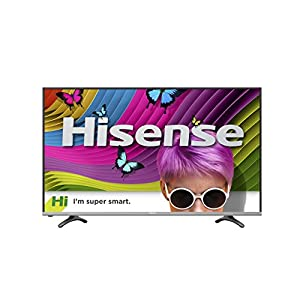 Hisense 50H8C 50-Inch 4K Ultra HD Smart LED TV (2016 Model)