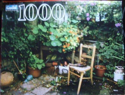 My Corner Garden 1000 Piece Puzzle