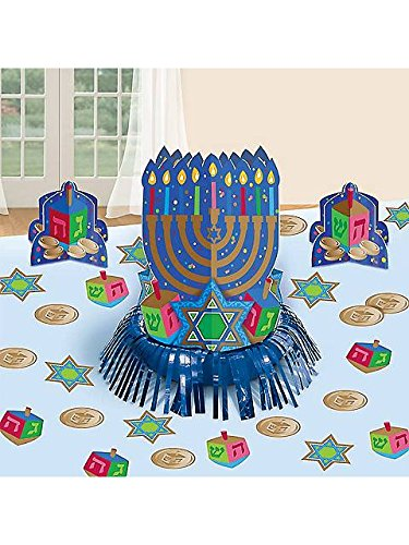 Hanukkah Table Decoration Kit
