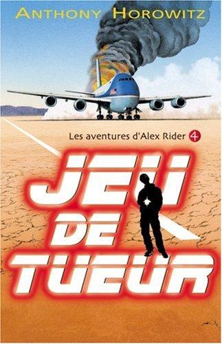 Les Aventures d'Alex Rider (4) : Jeu de tueur