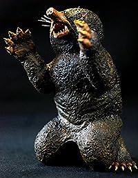 怪獣無法地帯 モンスターギャラリー No.73 モグラ怪獣モングラー 未組立未塗装キット