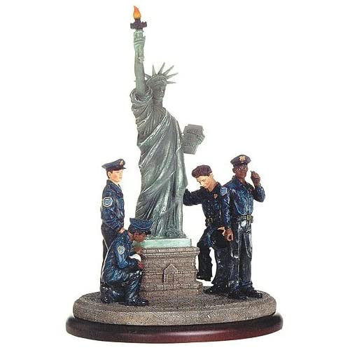 Amazon.com: Liberty For All by Vanmark Blue Hats of Bravery #PE89624