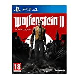 Wolfenstein II: The New Colossus (PS4) (UK IMPORT)