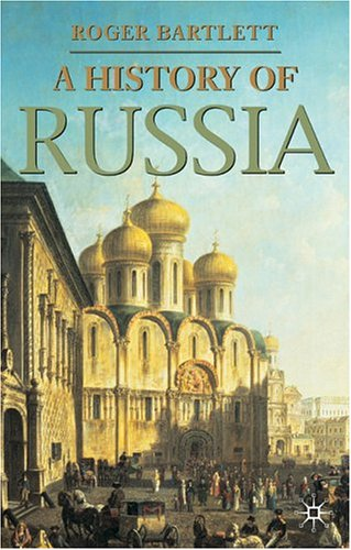 A History of Russia (Palgrave Essential Histories)