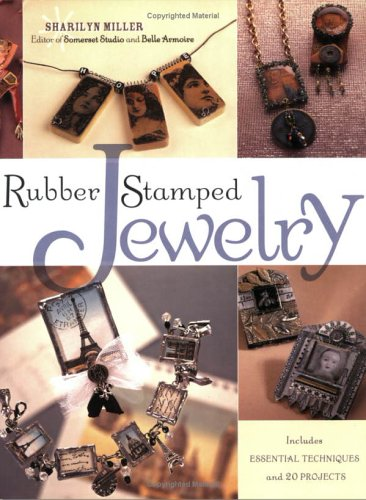 Rubber Stamped Jewelry (Making Stamped Jewelry compare prices)