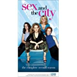 Sex and the City - The Complete Second Season [VHS] ~ Sex & the City