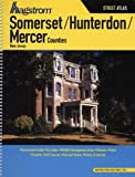 img - for Hagstrom Somerset/Hunterdon/Mercer Counties, New Jersey Street Atlas (Hagstrom Somerset/Hunterdon/Mercer County Atlas) book / textbook / text book