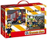 Fireman Sam 2-in-1 Puzzles (12 and 24 Pieces)