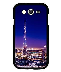 printtech Burj Khalifa Back Case Cover for Samsung Galaxy Grand 2 G7102::Samsung Galaxy Grand 2 G7106