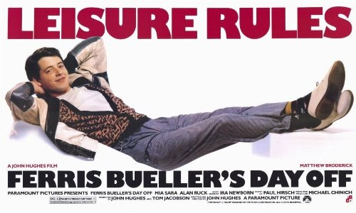 Ferris Bueller'S Day Off Poster Movie (11 X 17 Inches - 28Cm X 44Cm) (1986)