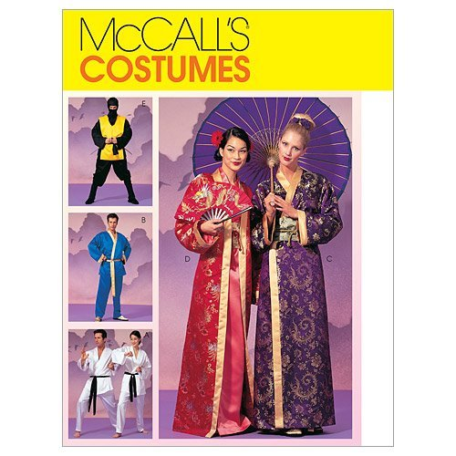 mccalls-patterns-m2940-misses-mens-and-teen-boys-robe-costumes-size-z-lrg-xlg-by-mccalls-patterns