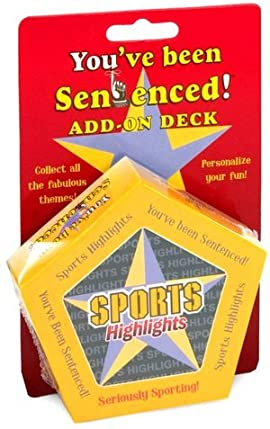 You'Ve Been Sentenced! Add-On Deck - Sports Highlights