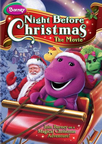 Amazon.com: Barney: Night Before Christmas: H. Franklin Baker III