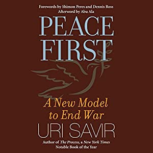 Peace First Audiobook