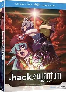 .Hack//Quantum - Complete 3 Ova Series [Blu-Ray + Dvd]