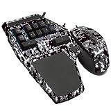 SCE公式ライセンス商品 FPSゲーム用マウスコントローラ タクティカルアサルトコマンダー3 カモフラージュVer.
