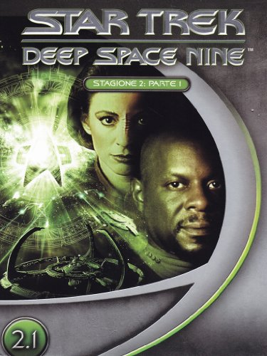 Star Trek - Deep Space Nine Stagione 02 Volume 01 Episodi 01-12 [3 DVDs] [IT Import]